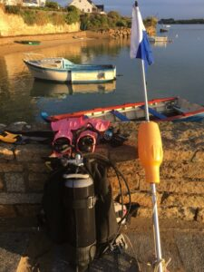 Read more about the article Planning des plongées en Ria d'Etel Juillet et Août 2021